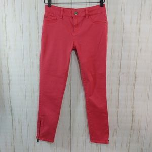 DL1961 Florence Cropped Ankle Jeans AW23E